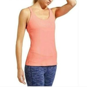 Athleta Ribbed Optimism Tank NWT